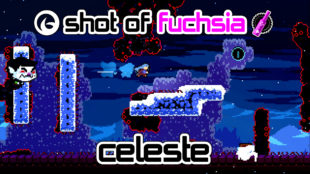 Shot of Fuchsia - Celeste - Bottled Fuchsia